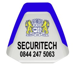 Securitech Security Systems the East Midlands Contact Us