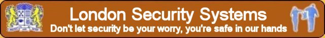 London Security Systems covering Greater London
